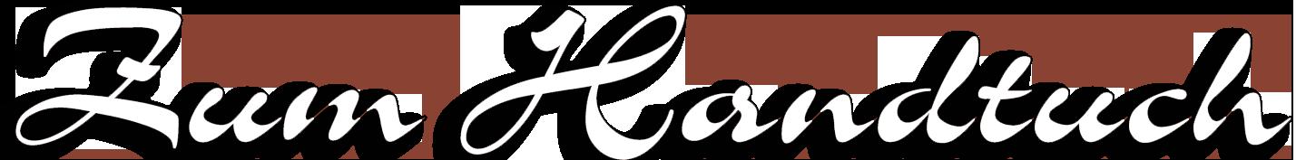 Logo - Handtuchhaus Bautzen